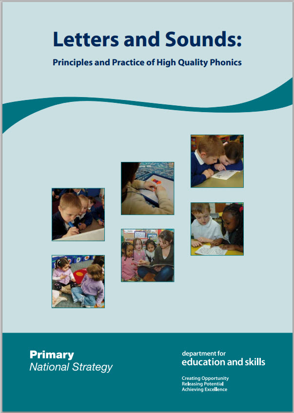 The 'Letters and Sounds: Principles and Practice of High Quality ...